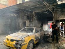فروش فوری سمند سوخته با سند در شیپور
