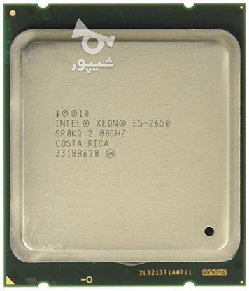 سی پی یو v1 2650 مناسب سرور در گروه خرید و فروش لوازم الکترونیکی در تهران در شیپور-عکس1