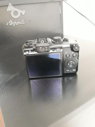 دوربین کنون g10کم کارکرد کاملا سالم در گروه خرید و فروش لوازم الکترونیکی در تهران در شیپور-عکس4