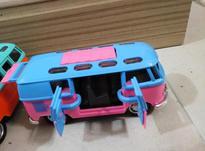 فولوکس واگن فلزی 12 سانتی اسباب بازی در شیپور-عکس کوچک
