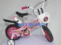 دوچرخه سایز 12 سونیک دخترانه در شیپور-عکس کوچک