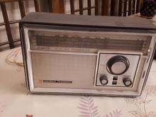 رادیو قدیمی ناسیونال پاناسونیک ژاپن،در حد آکبند و بِکر در شیپور