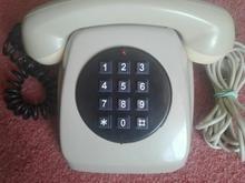 تلفن قدیمی آنیک آلمانی در شیپور