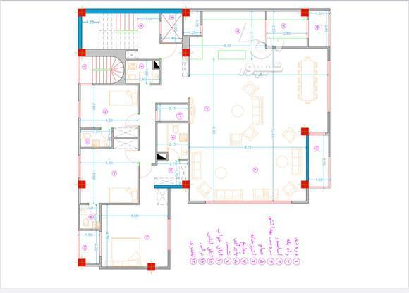 فروش آپارتمان 230 متر در خیابان هراز در گروه خرید و فروش املاک در مازندران در شیپور-عکس2
