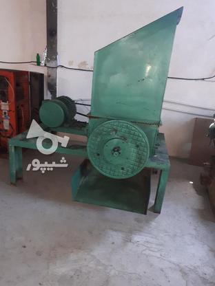 دستگاه تزریق پلاستیک 400تن منصوریان تابلو plc درحال کار در گروه خرید و فروش صنعتی، اداری و تجاری در مازندران در شیپور-عکس3