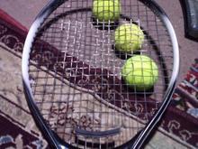 راکت تنیس ویلسون پرو حرفه ای در شیپور