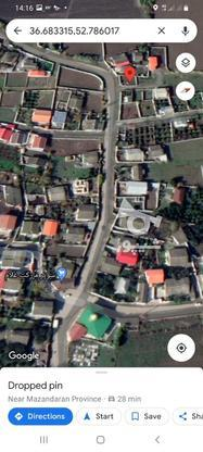 زمین 150متری دو نبش در گروه خرید و فروش املاک در مازندران در شیپور-عکس3