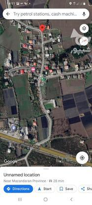 زمین 150متری دو نبش در گروه خرید و فروش املاک در مازندران در شیپور-عکس2