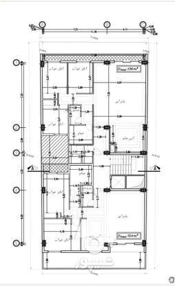 فروش آپارتمان 136 متر فارابی در گروه خرید و فروش املاک در مازندران در شیپور-عکس2