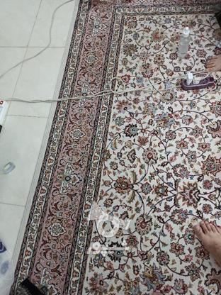 دو تخته فرش 6 متری 500 شانه در گروه خرید و فروش لوازم خانگی در تهران در شیپور-عکس2