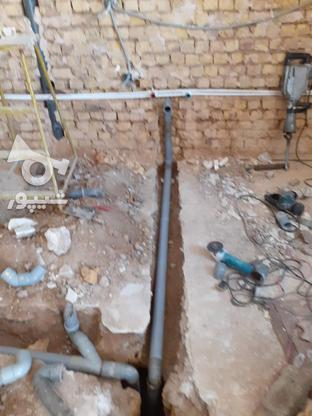 لوله کشی اب فاضلاب رفع نشتی تعمیرات در گروه خرید و فروش خدمات و کسب و کار در سمنان در شیپور-عکس1