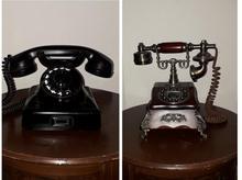 تلفن سلطنتی و زیمنس قدیمی در شیپور