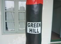 کیسه بوکس گرین هیل 120سانتی نو ودستکش در شیپور-عکس کوچک