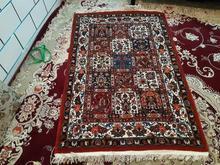 یک جفت فرش دستبافت خشت ریز چابشتر نونو در شیپور