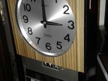 ساعت دیواری زنگ دار سیکو ژاپن مشابه نو در شیپور