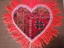 فرش دستبافت ، دور دوزی شده در شیپور