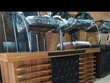 میز مدیریت چرم (صندلی های اداری) در شیپور