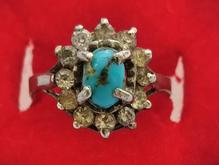 انگشتر فیروزه نیشابور اصل در شیپور