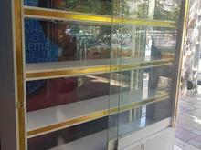 ویترین مغازه و کانتر و پیشخوان و میزکار جنس عالی در شیپور