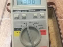 مولتی متر HIUKI 3200 اصل ژاپن در شیپور
