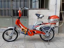 دوچرخه برقی در شیپور