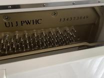 پیانو U1 J سفید در شیپور