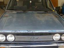 فیات 131 مدل 1976 سه تیکه فابریک در شیپور
