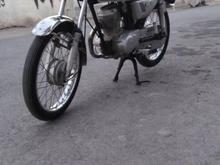 موتورسیکلت کیان مدل88 پلمپ مزایده در شیپور