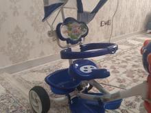 یک عدد سه چرخه کودک در شیپور