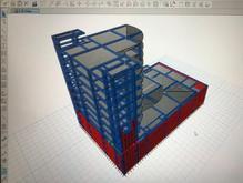 آموزش کاربردی طراحی سازه و فونداسیون ETABS and SAFE در شیپور