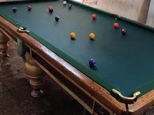 میز بیلیارد 9فوت زنگی شیش پایه در شیپور