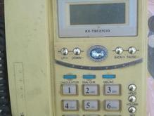 دوعدد تلفن رومیزی میکروتل وپیاکتل سالم در شیپور