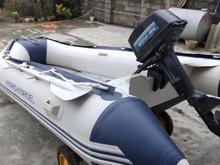 قایق بادی جیمینی در شیپور
