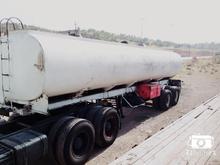 تانکر دومحور دستگاه کالابرس در شیپور