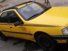 تاکسی پژومدل 90 خط کرج ب حصارک در شیپور