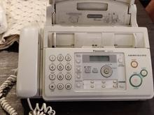 دستگاه فکس و تلفن ژاپنی در شیپور