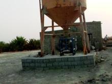 سیلو سیمان همراه با دستگاه کیسه پرکن در شیپور