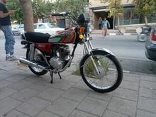 فروش موتور 125 زیگما شاتون کوتاه شتاب وحشی در شیپور