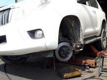 تراشکاری دیسک چرخ روی ماشین باضمانت در شیپور