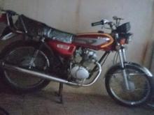 موتورسیکلت 125تندیس 95 در شیپور