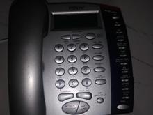 تلفن رومیزی سالم سالم به شرط ضمانت سالمی در شیپور