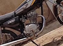 موتور 125 هندا مشکی 83 در شیپور-عکس کوچک