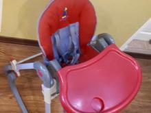 صندلی غذا، روروئک و ساک حمل نوزاد پیرکاردین فرانسوی در شیپور