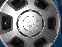 قالپاق 15 اینچ پژو پارس در شیپور