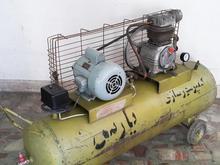 دستگاه کمپرسور هوا (پمپ باد) 150 لیتری در شیپور
