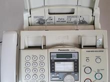 دستگاه فکس و تلفن (تلفکس) پاناسونیک Panasonic در شیپور