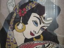 تابلوی سنگکاری شده در شیپور