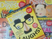 مجله های ریدرز دایجست Reader s Digest در شیپور