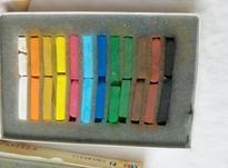 رنگ پاستل و مداد شمعی در شیپور-عکس کوچک