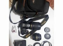 دوربین نیکون D5500 در شیپور-عکس کوچک